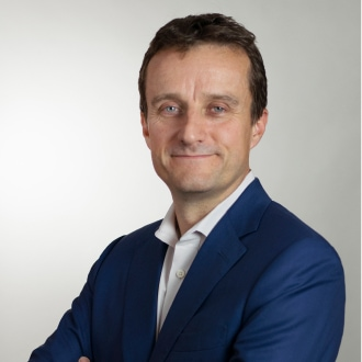 Colin Barlow - PRESIDENT, GROUPM SERVICES