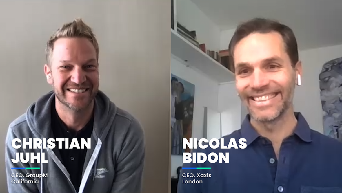 The ReGroup, Ep. 1: Nicolas Bidon, Global CEO of Xaxis