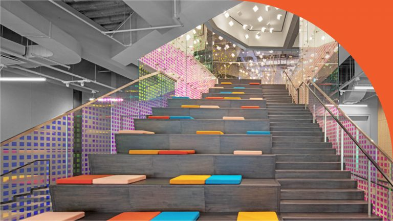 How GroupM Created an Office in World Trade Center for Nine Different Companies