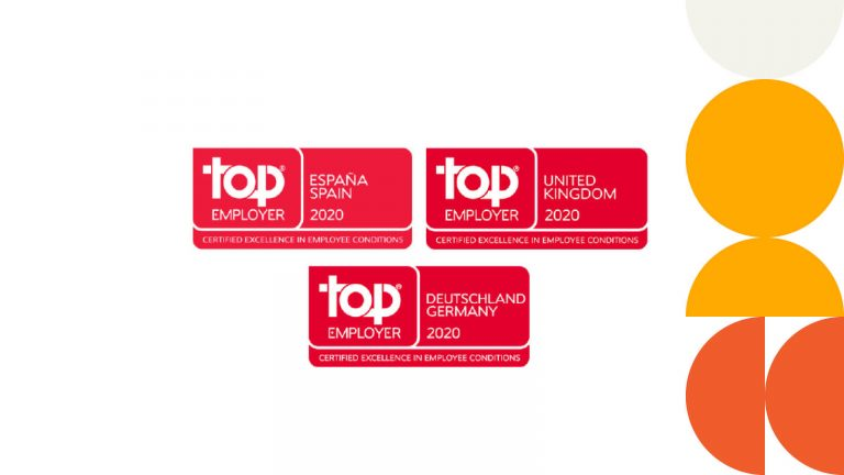 Three GroupM EMEA Markets Recognized as a Certified Top Employer 2020