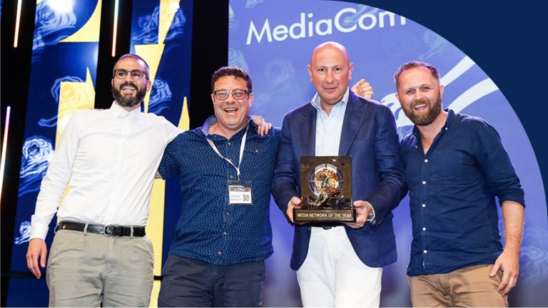 Cannes Lions Names MediaCom Media Network of the Year for 2018