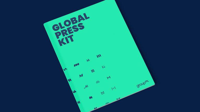 GroupM Press Kit Book