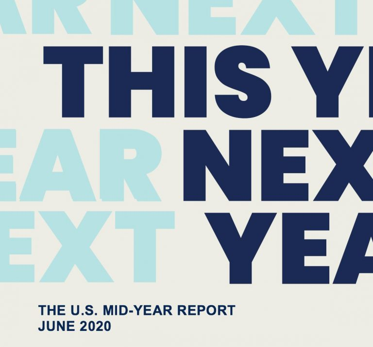 This Year, Next Year: U.S. Mid-Year Forecast Report