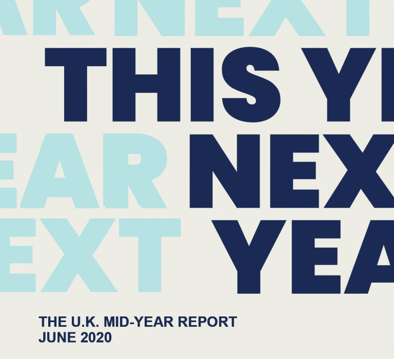 This Year, Next Year: U.K. Mid-Year Forecast Report