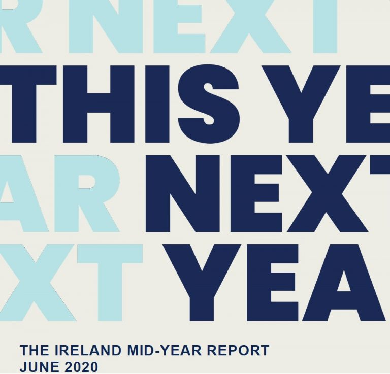 This Year, Next Year: Ireland Mid-Year Forecast Report