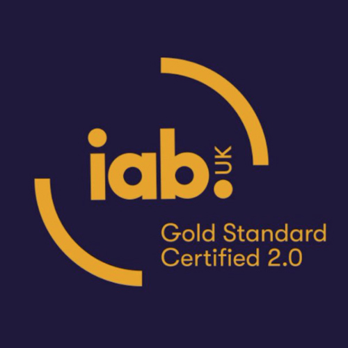 GroupM UK Among the First to Attain New IAB Gold Standard Certification 2.0