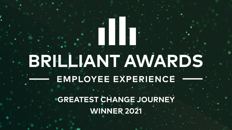 "GroupM Sweden Praised for ""Change Journey of The Year"""