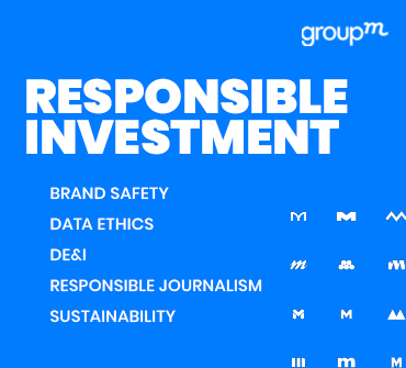 GroupM Rallies Responsible Investment as Go-to-Market Standard, Redefines Scale