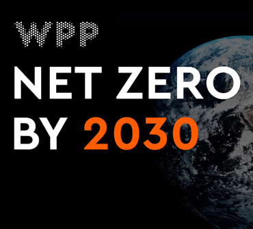 WPP Makes Industry-Leading Net Zero Commitment